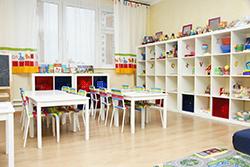 Детский сад в Островце