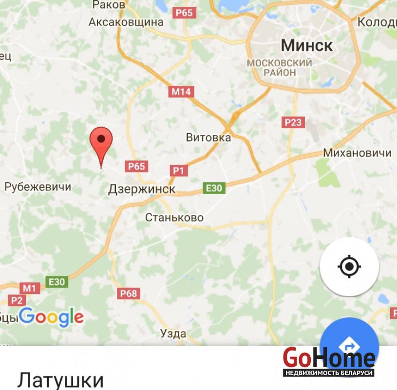Купить участок, Дзержинск, Центральная, 20 соток, 5 500$ №477735 | GoHome.by